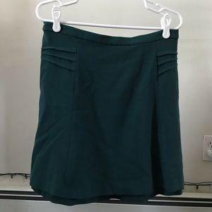 Mossimo Large Green Skirt